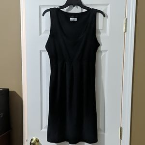 Columbia black sun protection dress